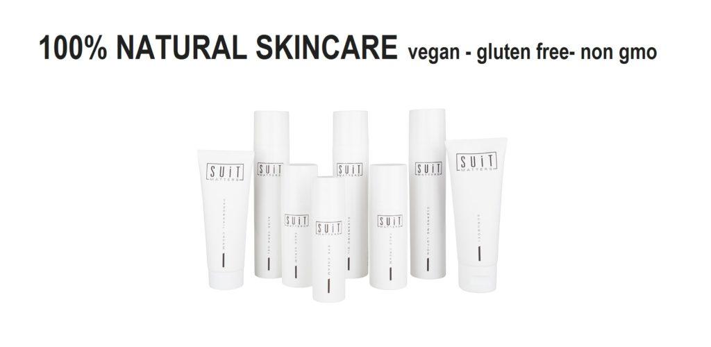 SUIT matters natural skincare