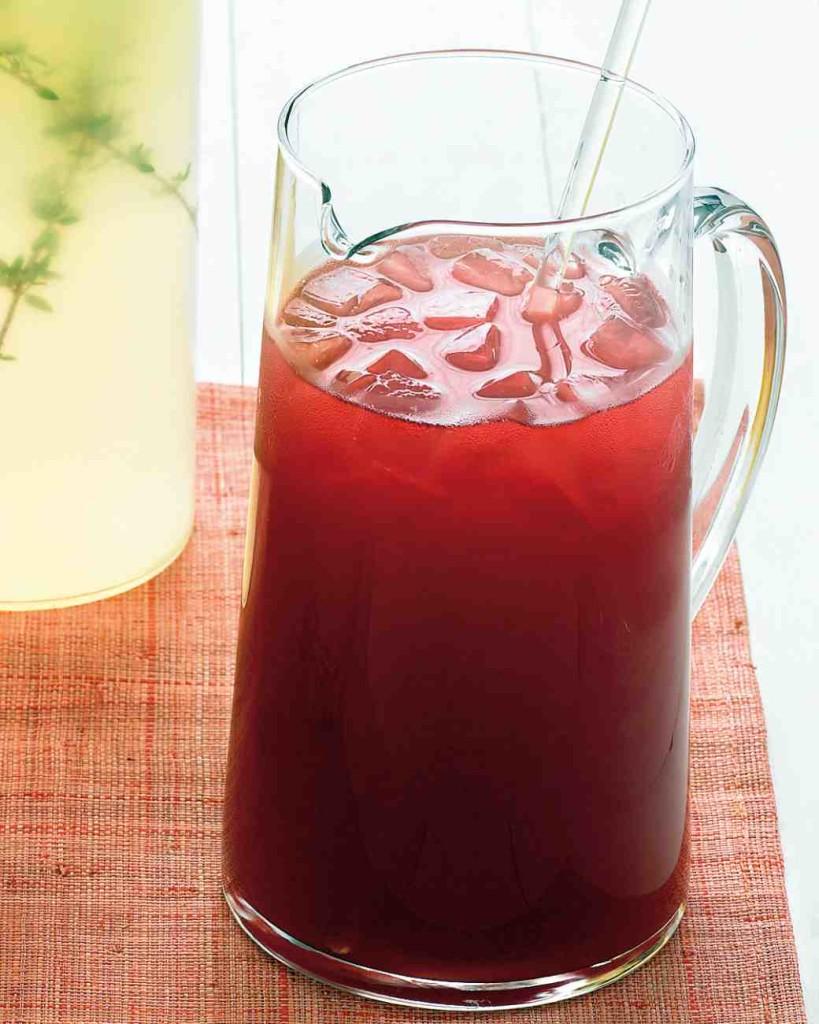 hibiscus-honing-ijsthee